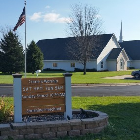 Rose Of Sharon Lutheran Church in Cottage Grove,MN 55016