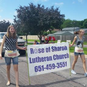 Rose Of Sharon Lutheran Church