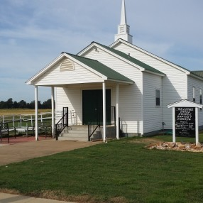 Cross Chapel Baptist Church in Harrisburg,AR 72432