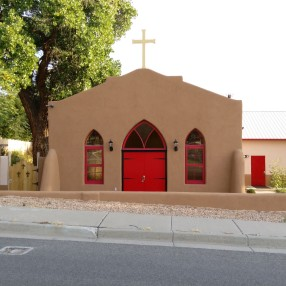 St. Stephen's Episcopal Church in Espanola,NM 87532