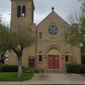Immanuel Lutheran Church in Mercedes,TX 78570