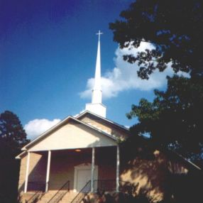 Mount Hermon Baptist Church in Savannah,TN 38372