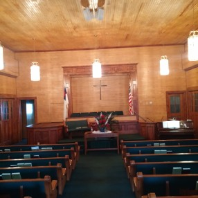First Baptist Church of Desdemona in Desdemona,TX 76445
