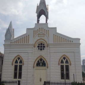 Historic St. James AME Church  in New Orleans,LA 70122
