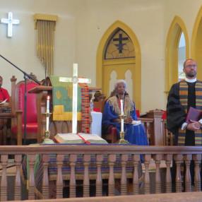 Historic St. James AME Church