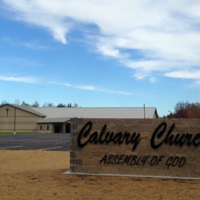 Calvary Church Assembly of God in Marinette,WI 54143