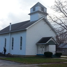 The Old Time Church in Bradner,OH 43406