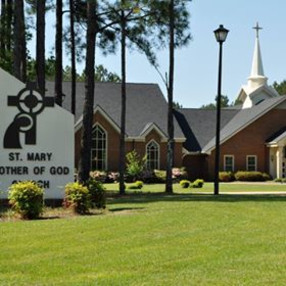 St. Mary, Mother of God Catholic Church in Jackson,GA 30233-4952