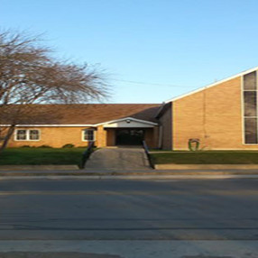 El Mesias United Methodist Church in Floresville,TX 78114