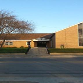 El Mesias United Methodist Church in Floresville,TX 78114