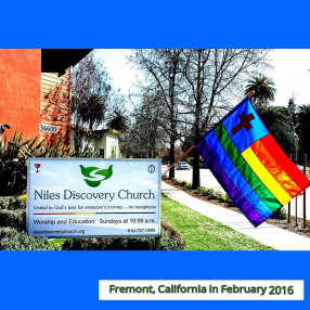 Niles Discovery Church in Fremont,CA 94536