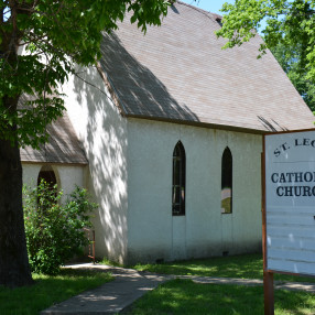 St. Leo Catholic Church in Hartford,AR 72938