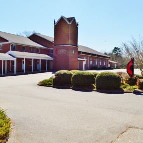 Landrum United Methodist Church in Landrum,SC 29356