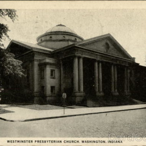 Westminster Presbyterian Church in Washington,IN 47501-2935