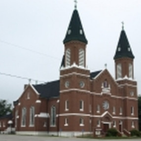 St. Charles Borromeo Catholic Church in Dubois,IL 62831