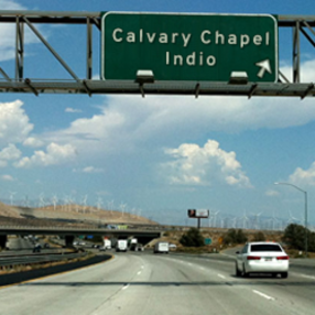 Calvary Chapel Indio in Indio,CA 92201