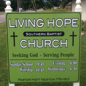 Living Hope Southern Baptist Church