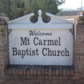 Mt. Carmel Baptist Church in Dadeville,AL 36853