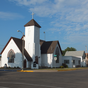 First Congregational United Church of Christ in Jamestown,ND 58401