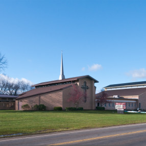 Holy Cross Lutheran Church in North Canton,OH 44721