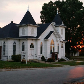 Cross United Methodist Church  in Marion,NC 28752