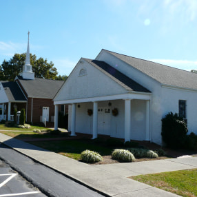 Furnace Creek Baptist Church