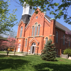 First Presbyterian Church in Milford,PA 18337-1323