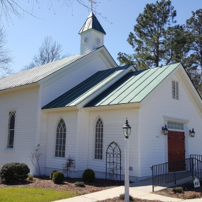 Stanhope Baptist Church in Spring Hope,NC 27882