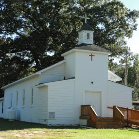White Rock A.M.E. Church in Micro,NC 27555