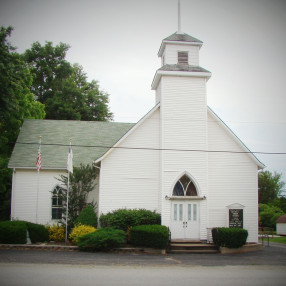 Iantha United Methodist Church in Iantha,MO 64759
