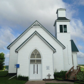 Rossville Presbyterian Church in Monona,IA 52159-8542