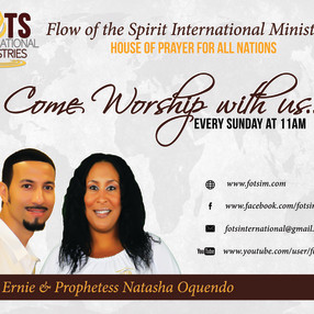 Flow of the Spirit International Ministries in Panama City,FL 32404