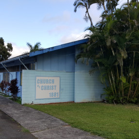 Church of Christ at Wahiawa in Wahiawa,HI 96786