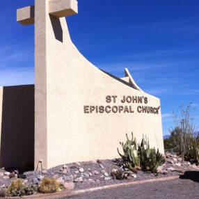 St. John the Evangelist Church in Needles,CA 92363