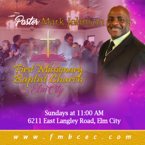 First Missionary Baptist Church of Elm City
