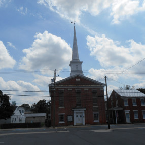 Frederica Trinity United Methodist Church in Frederica,DE 19946
