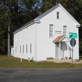 Sardis United Methodist Church in Thompsonville,DE 19946