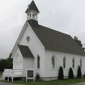 Saxton United Methodist Church in Bowers Beach,DE 19946