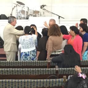 Nueva Iglesia Bautista en Cristo in Los Angeles,CA 90011