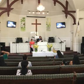 Nueva Iglesia Bautista en Cristo