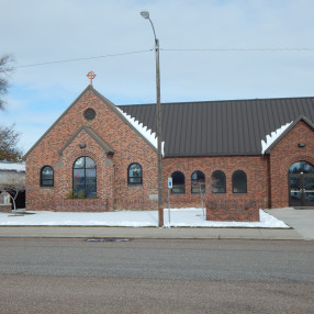 St. John The Evangelist Catholic Church in Fairfield,MT 59436