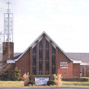 Burgin Baptist Church in Burgin,KY 40310
