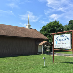 First Baptist Church in Gainesville,MO
