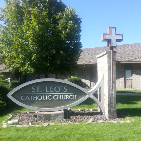 St. Leo's Church in Grand Island,NE 68801