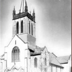 St. John the Baptist [Polish] Catholic Church in Larksville,PA 18651-1942
