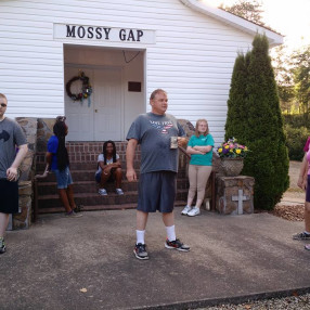 Mossy Gap Baptist Church