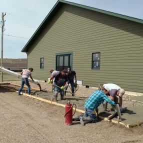 Living Faith Baptist Church in Shelby,MT 59474