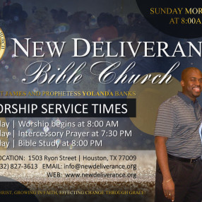 New Deliverance Bible Church