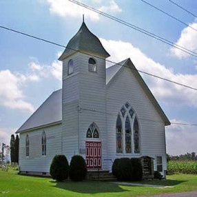 St Paul Lutheran Church in Fort Hill,PA 15540