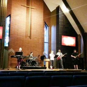 Whitworth Community Presbyterian Church